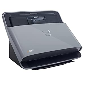 NeatDesk Desktop Document Scanner and Digital Filing System for PC and Mac - Premium Bundle Gray
