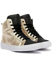 Tênis Sneaker K3 Fitness Feminino Snow em Couro Legítimo