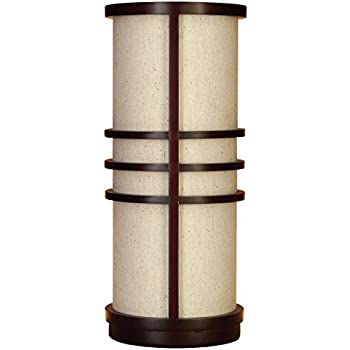 Deco 79 58805 Wood Table Lamp Brown And Biege Night
