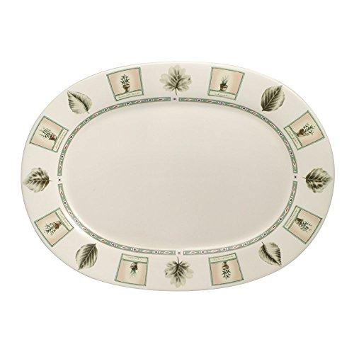 Pfaltzgraff Naturewood Oval Platter (Oval Pfaltzgraff Plates)