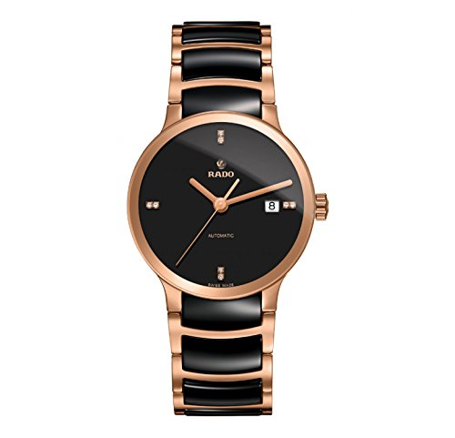Rado-Centrix-Black-Dial-Automatic-Unisex-Watch-R30036712