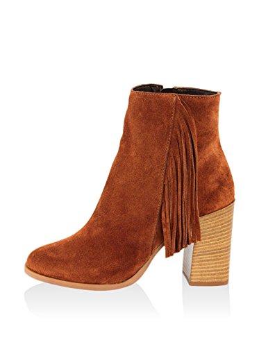 Gusto - 1760_PIGALLE_CROSTA_RUGGINE - Schuhe Stiefel Braun