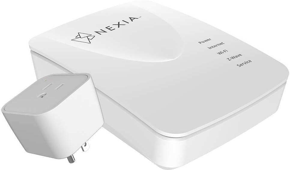 Nexia Home Intelligence SK200 Nexia BR200 Home Starter Kit, white