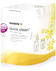 Medela Quick Clean Microwave Bags, 5 Count