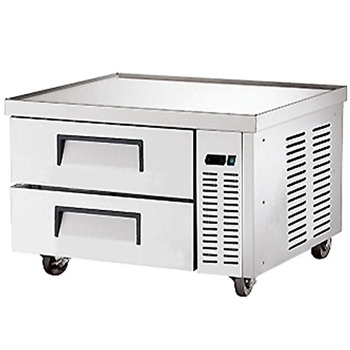 Refrigerated Base Chef Stand (Chef Base Chefs Refrigerator Refrigerated Grill Stand Draw CB36 NSF)