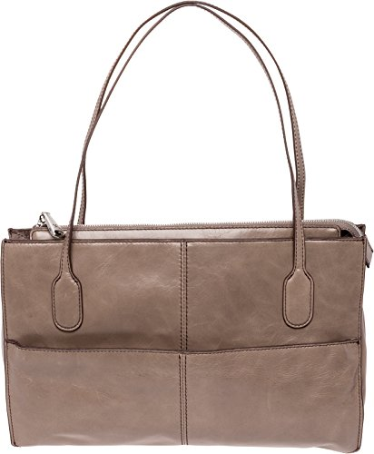 Around Hobo - Hobo Women's Genuine Leather Vintage Friar Top Handle Shoulder Bag (Ash)