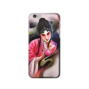 """Like Diy Girl Chinese Opera 5.5 inches iPhone 6 Plus case cover,fashion design image custom iPhone 6 Plus 5.5 inches case cover,durable iPhone 6 Plus hard 3D case cover for iPhone 6 Plus 5.5"""", iPhone 6 NnJtnhCapog Plus Full Wrap case cover by icecream design"""