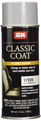 Graphite Classic Coat (SEM 17023 Lite Graphite Classic Coat - 16 oz.)