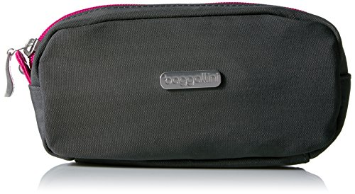baggallini-square-cosmetic-case-charcoal-fuchsia