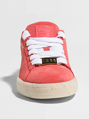 Rosso Classic Bboy Sneaker Fabulous Suede Rosa Puma Donna OZwPxqq