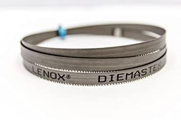Lenox diemaster m hss bi métal scie à ruban