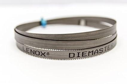 M42 HSS bimetal Sierra de cinta 1325 X 13 X 0,65 mm con 8/12 ZpZ, Banso