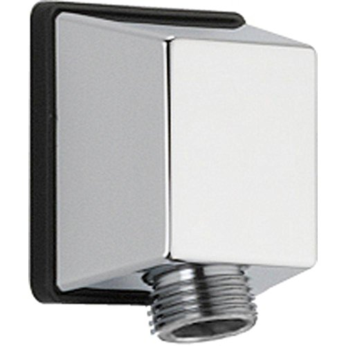 Delta Faucet 50570 Wall Elbow Square, Chrome (Faucet Kit Supply)