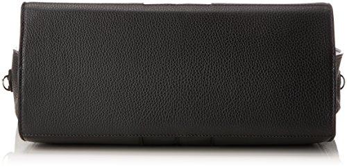 Laurèl Tasche - Borse a secchiello Donna, Schwarz, 14x25x36,5 cm (B x H T)