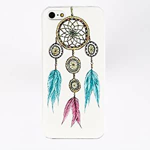 Under the condition of feather earrings model polycarbonate disk, iPhone 4/4 , Multicolor