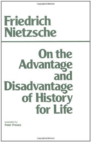 Advantage disadvantage essay history life