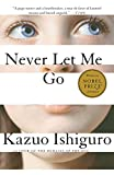 Book cover from Never Let Me Go by Kazuo Ishiguro