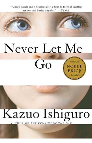 Book cover from Never Let Me Goby Kazuo Ishiguro