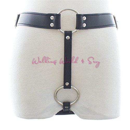 High quality Strap On Accessories Pu Leather Strap On Harness For Big Dildo Strap On Pants Can Fit Most Size Penis Sex Products For Women