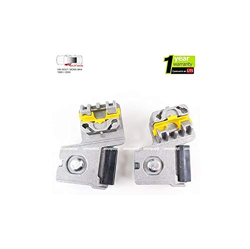 OFS Off Side LTS AUTO ELECTRIC WINDOW REGULATOR METAL CLIPS FRONT RIGHT UK Driver Side