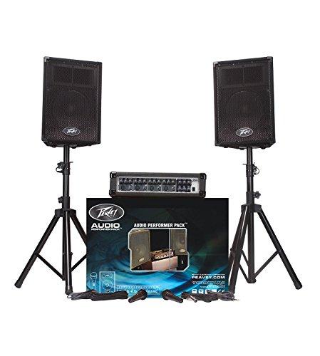 peavey audio performer pack - 4