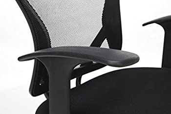 Essentials Swivel Mesh Task Chair With Arms - Ergonomic Computeroffice Chair (Ess-3011) 5