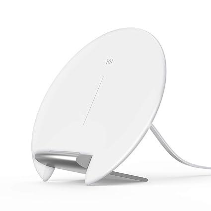 Amazon.com: Foluu - Cargador inalámbrico rápido compatible ...