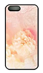 iPhone 5S Case - Customized Unique Design Roses Magic 3 New Fashion PC Black Hard by Maris's Diary
