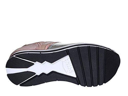 Rosa Donna May Scarpe 2018 Voile Tecno Primavera Tulle Sneaker Argento Blanche Estate Lame 9118 tOOaqvW
