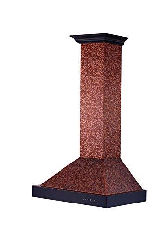 ZLINE 42 in. 760 CFM Designer Series Wall Mount Range Hood (KB2-EBXXX-42)