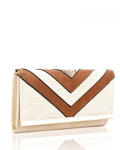 LeahWard Große Taschentaschen für Frauen Damen Designer Umhängetaschen Qualität Geldbörse für sie CW160118 (Schwarz Tote Tasche) Perle Passende Geldbörse