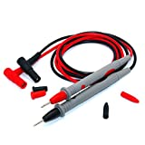 220V 20A Replacement Universal Digital Multimeters Test Lead 110cm Multimeters Meter Probe Test Leads Cable