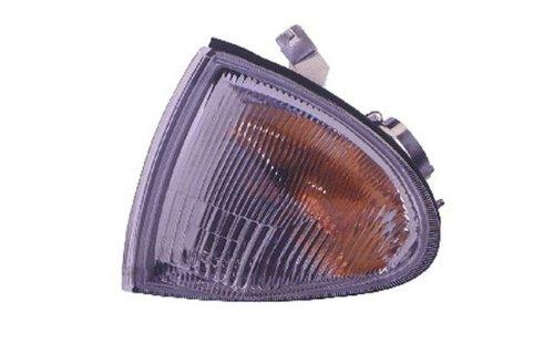 Depo Honda Del Sol Driver & Passenger Side Replacement Turn Signal Corner Lights (Del Sol Corner Light)