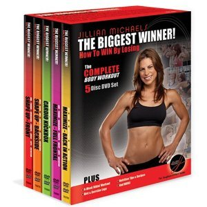 The Biggest Winner - How to Win by Losing: The Complete Body Workout (5-Disc DVD Set: Shape Up - Front, Shape Up - Back, Cardio Kickbox, Maximize - Full Frontal, Maximize - Back in Action) Jillian Michaels (Actor)  Rated: NR  Format: DVD pdf
