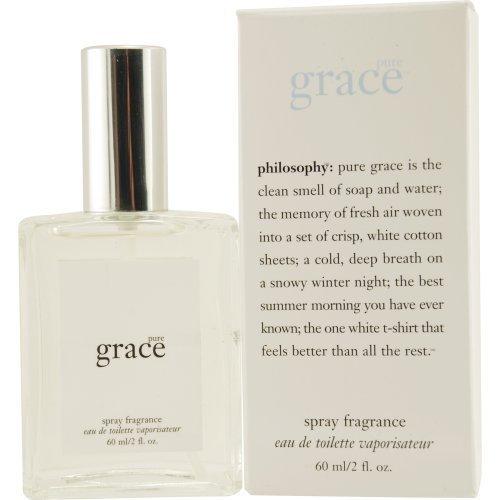 Philosophy Pure Grace Spray Fragrance, 2 Ounce OUT OF (Philosophy Pure Grace Spray Fragrance)