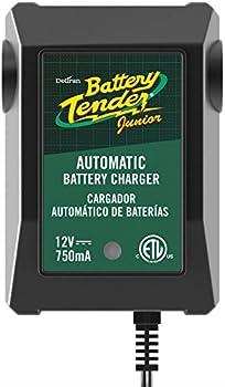 Battery Tender Junior 12-volt High-Efficiency Battery Charger