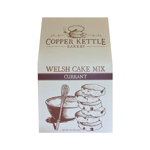 Currant Welsh Cake Mix by Copper Kettle Bakery