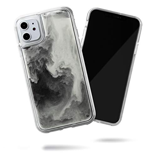 SteepLab Flowing Neon Sand Liquid iPhone 11 Case (2019, 6.1