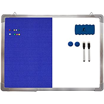 Amazon.com : Quartet Combination Whiteboard/Cork Bulletin