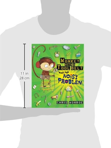 Monkey With a Tool Belt and the Noisy Problem by Carolrhoda Books (Image #4)