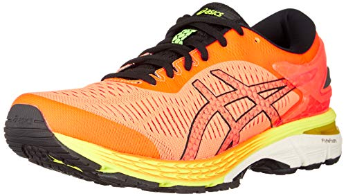 Running Orange Kayano Shocking Homme 800 Gel De 25 Chaussures Black 61wETxqxa