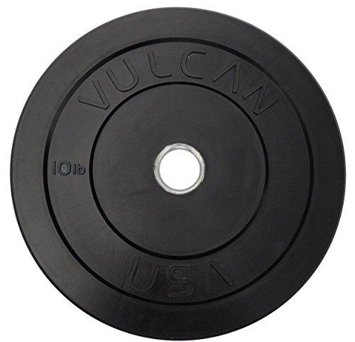Vulcan Strength vulcrub10 ws Bumper Plate Pair
