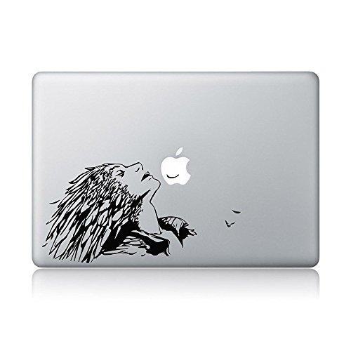 Howl In Bird Form-Howl's Moving Castle Studio Ghibli Hayao Miyazaki Apple Macbook Laptop Vinyl Sticker Decal