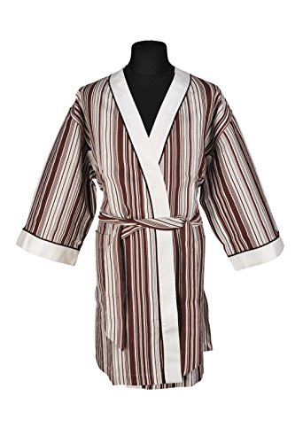 le-brioni-robe-men-brown-size-eu-l