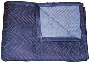 12 Supreme Professional Quality Moving Blankets 72''x80'' 80# Strength