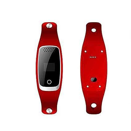 GPS PET Localizador Tracker Gato Perro Collar Anti-Drop Dispositivo Impermeable Micro Tracker,Red