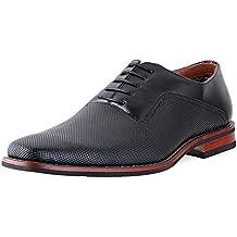 Ferro Aldo Mens lalo Oxford Dress Shoes   Comfortable Dress Shoes   Formal   Lace-Up   Classic Design…