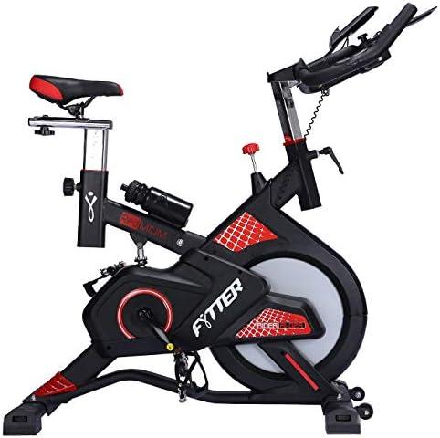FYTTER - Bicicleta De Spinning Ri-02R: Amazon.es: Deportes y aire libre
