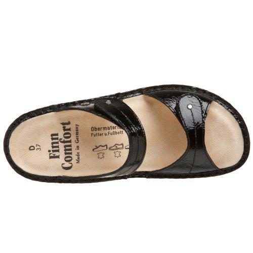 Finn Comfort Womens Catalina - 2538 Black Patent zXx6Ir49Ty