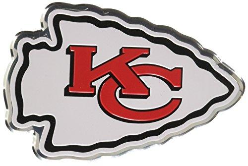 Team ProMark NFL Kansas City Chiefs Die Cut Color Automobile ()